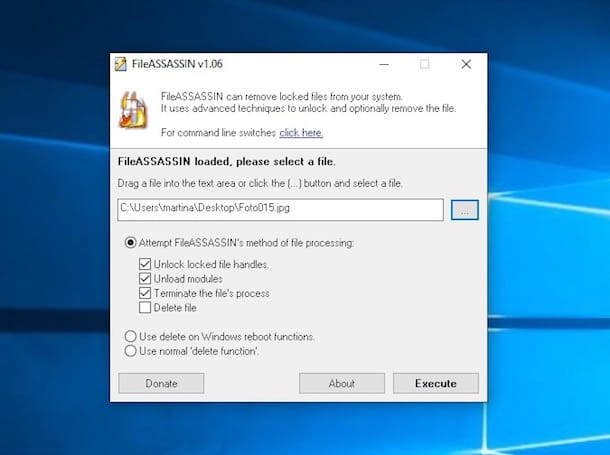 Programmi per eliminare file