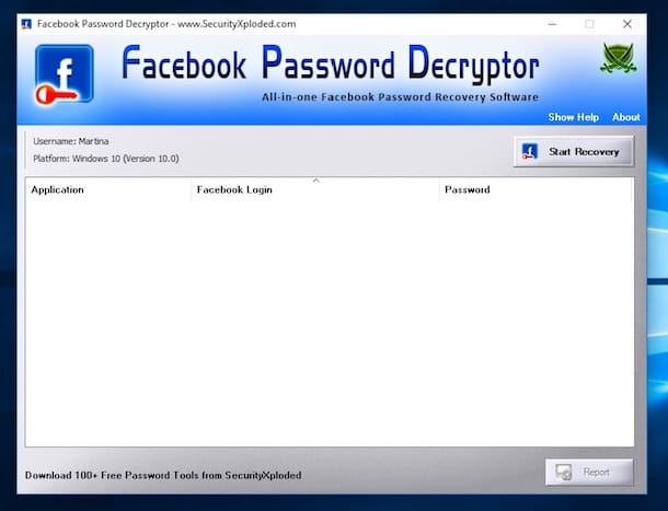 Come recuperare la password di Facebook