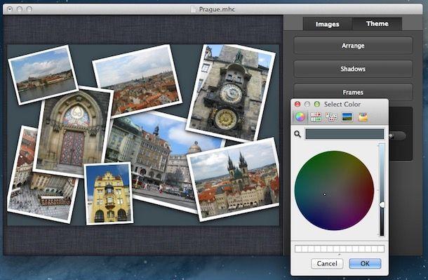 Programmi per fare collage di foto