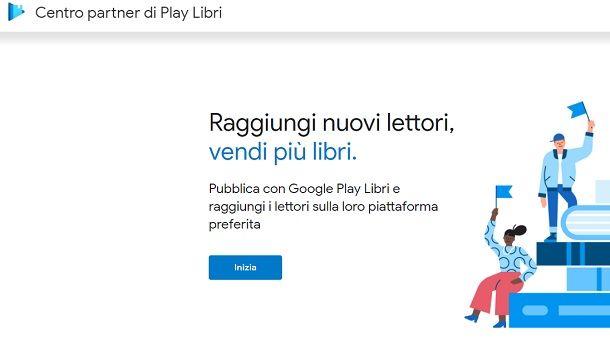Come pubblicare un eBook su Google Play