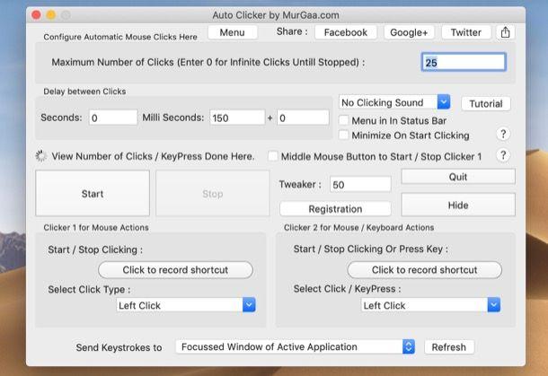 Come cliccare automaticamente | Salvatore Aranzulla