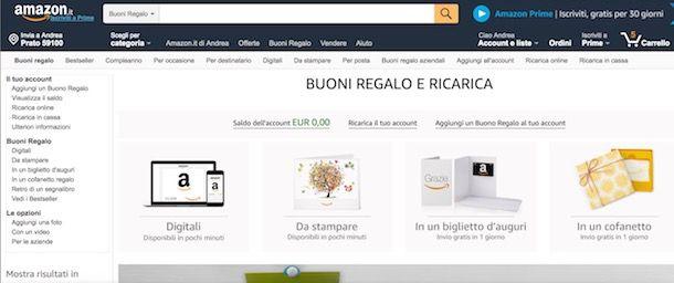 be99fc62fbebb2 Come pagare su Amazon | Salvatore Aranzulla