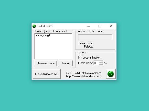 Programmi per GIF