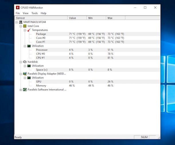 Programmi per CPU