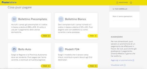 Pagare F24 Con Paga Online Di Poste Italiane