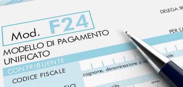 Come pagare f24 online salvatore aranzulla for Dove pagare f24