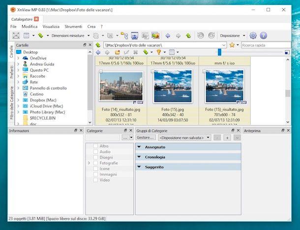Programmi per visualizzare foto