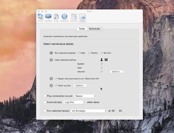 Programmi per pulire Mac