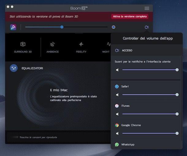 Programmi per alzare il volume del PC