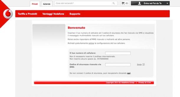MMS Vodafone