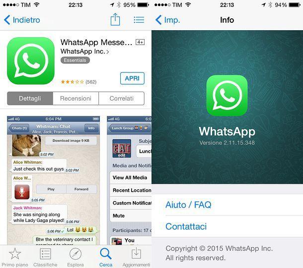 Come installare WhatsApp su iPhone