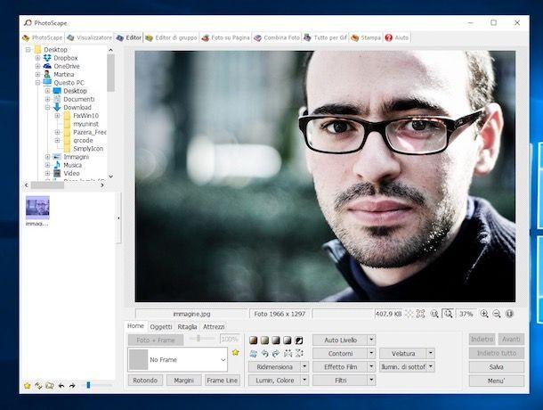 Programmi per editing foto