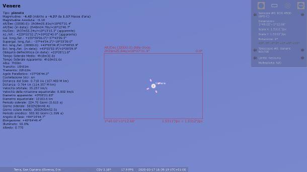 Programmi astronomia per PC