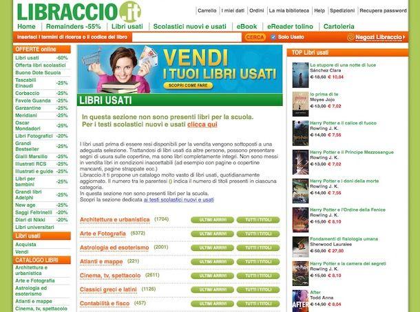f966b7902a5e9e Come vendere libri usati | Salvatore Aranzulla