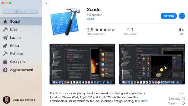 Xcode Download