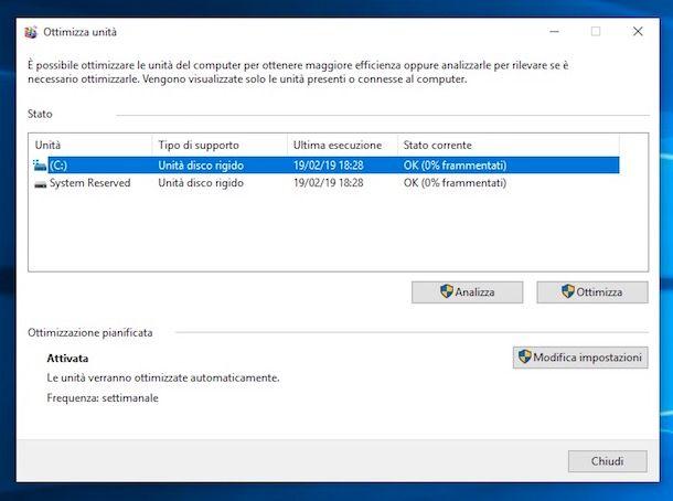Come correggere gli errori del PC