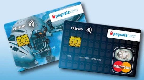 Carta paysafecard