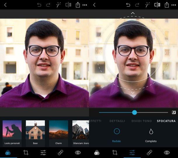 Come fare lo sfondo sfocato con photoshop