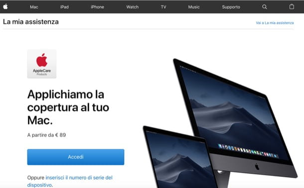 AppleCare Mac