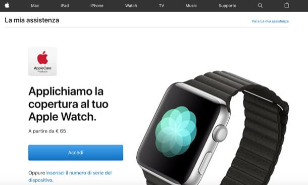 AppleCare Watch