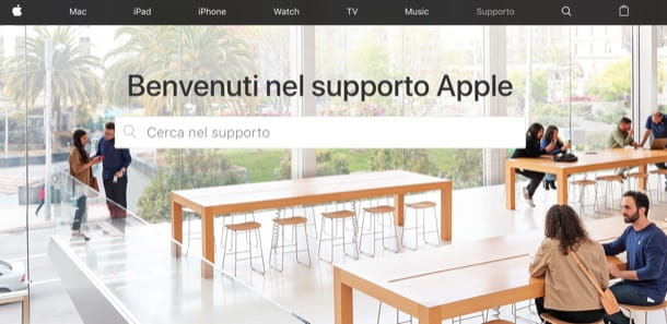 Apple Assistenza