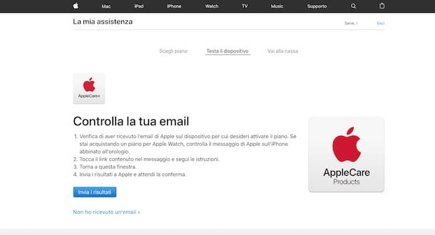 AppleCare iPhone