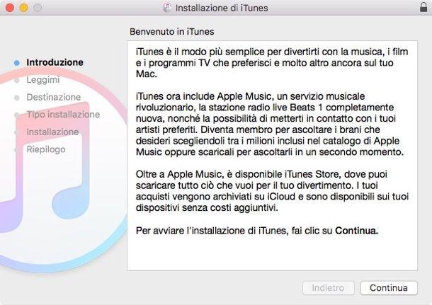 Come scaricare iTunes