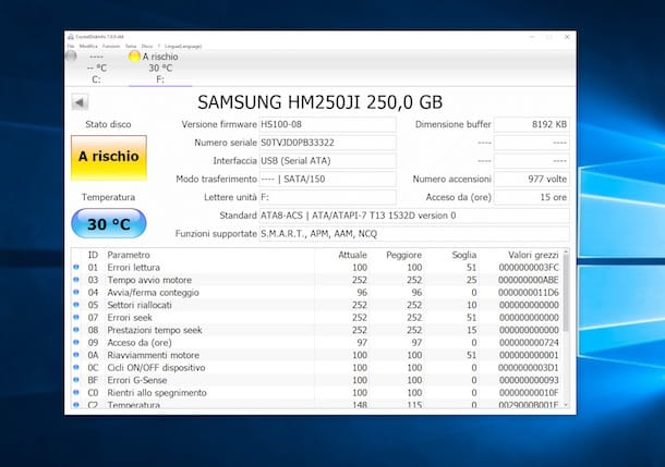 Come testare un hard disk