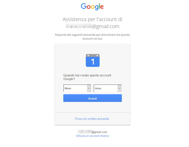 Come recuperare password Gmail | Salvatore Aranzulla