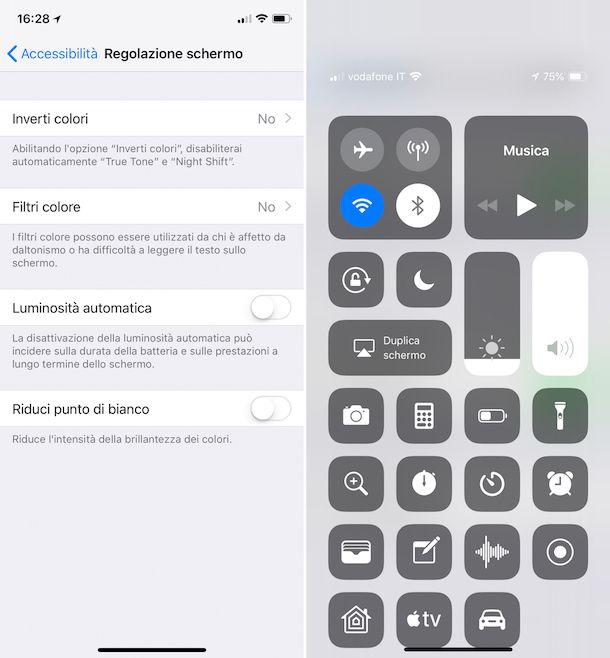 Come economizzare batteria iPhone