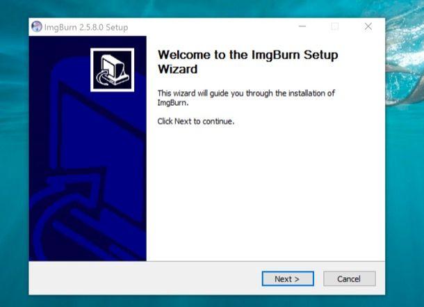 Come copiare un CD sul PC