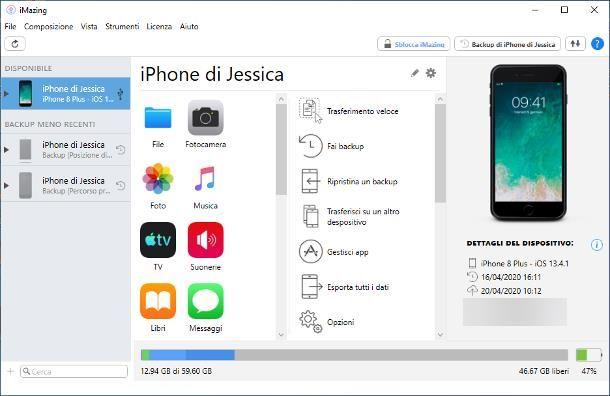 Come scambiare musica tra iPhone