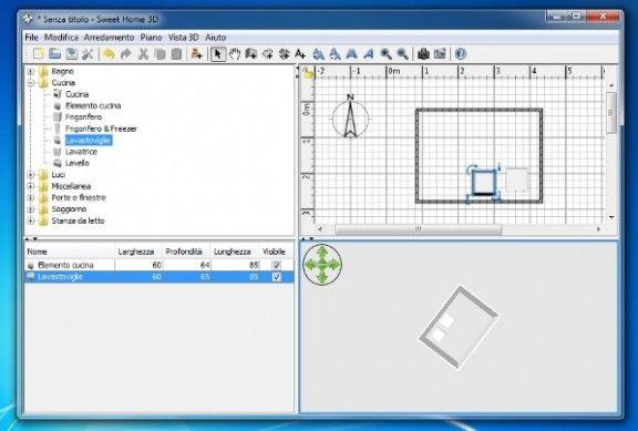 Programmi per home design salvatore aranzulla for Programmi 3d gratuiti
