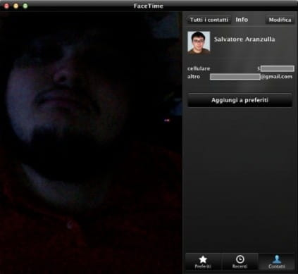 Scarica facetime per android