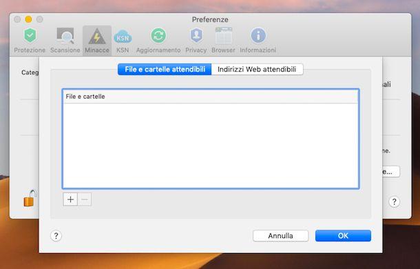 Kaspersky macOS