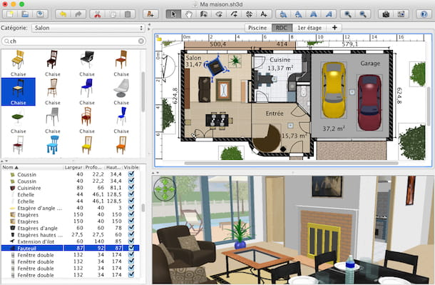 Programmi per progettare case salvatore aranzulla for Programmi interior design