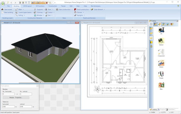 Programmi per home design salvatore aranzulla for Disegnare piantina casa gratis