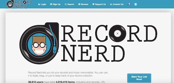 Record Nerd