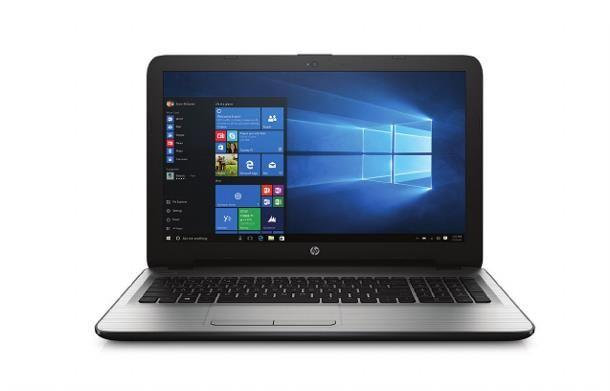Come smontare un portatile HP