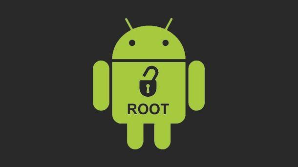 Programma per ottenere permessi di root: Android