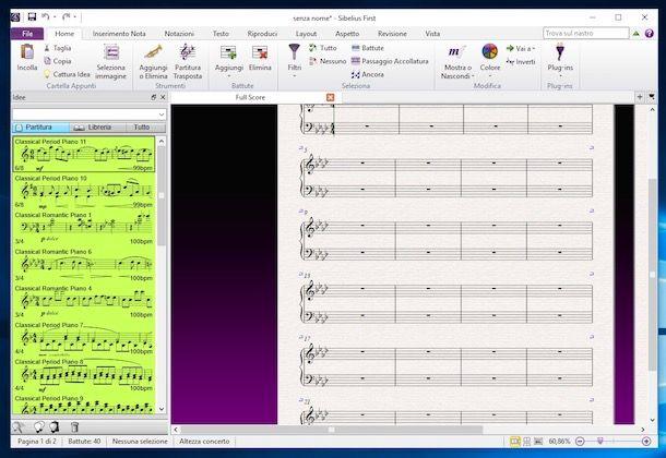 Programmi per scrivere musica