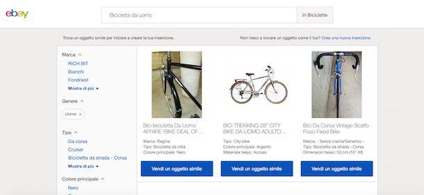 Creare inserzione su eBay