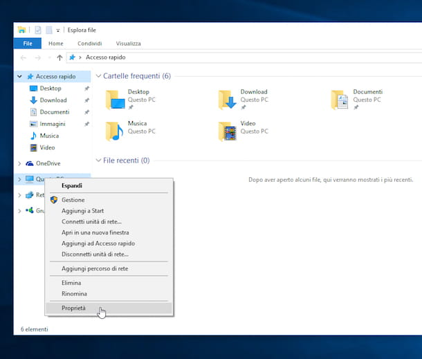Come riabilitare le porte USB