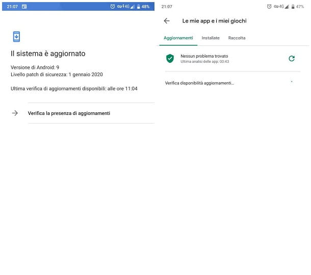 Come deframmentare Android