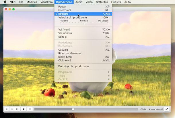 Come tagliare un video con VLC