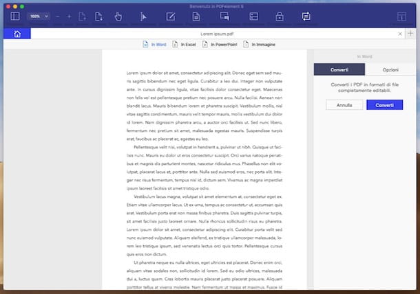 Convertire Pdf In Word Gratis Per Mac