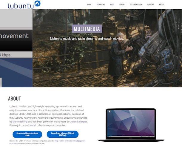 Come installare Ubuntu su netbook