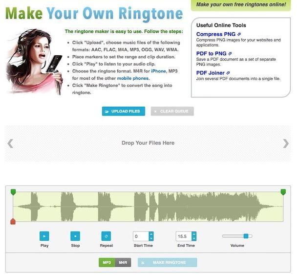 Come tagliare le canzoni online