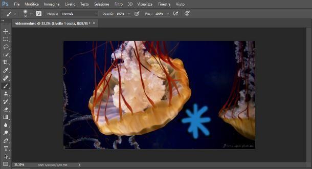 Come modificare un video con Photoshop