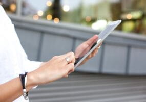 Come modificare un file PDF con iPad